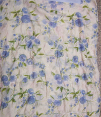 Floral Printed Fabrics