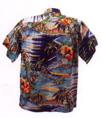 Cotton Beach Shirts